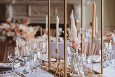 Boho luxe wedding Prestwold Hall sm (92)