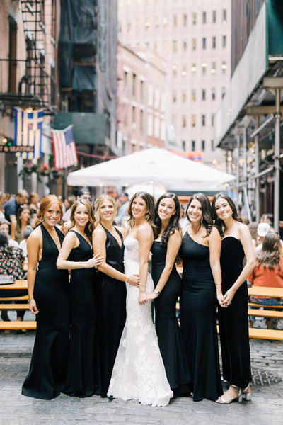 Cipriani Wall Street Wedding New York Hairstylist