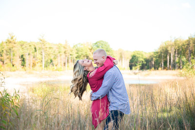 Trisha Marie Photography engagements