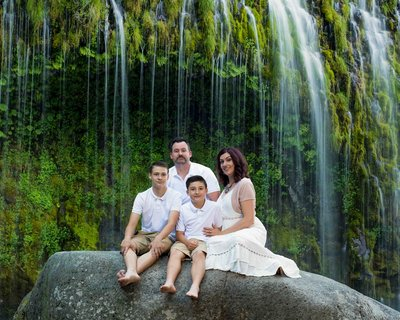 Family Waterfall (1 of 1)
