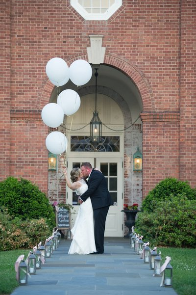 Whimsical Spring Wedding at the NHLC in New Haven
