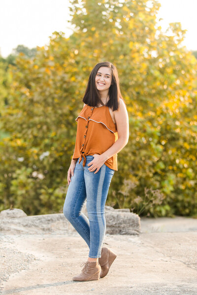 north oconee high school senior