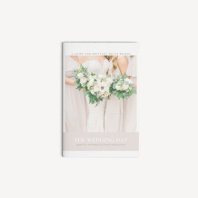 BBE Wedding Day Guide Mockup