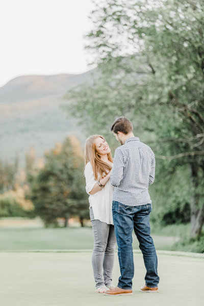 White Mountains Engagement Session-106