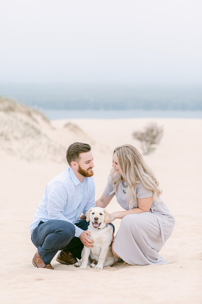 Leidy and Josh Photography | Silver Lake Engagement-9905