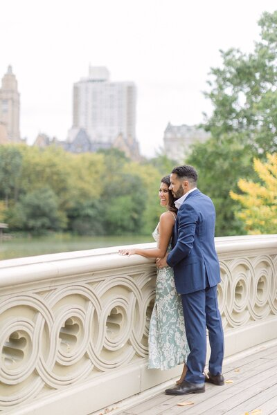 Engagement session in central park New York City, Boston Wedding photographer, New York City bride and groom