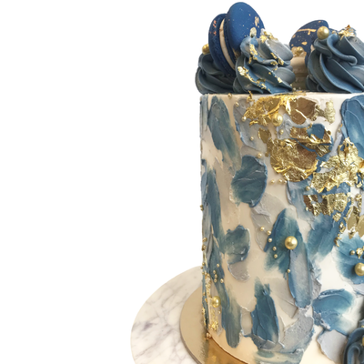 Luxe Cake - masculine no flowers3
