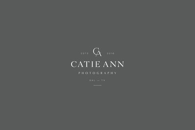Luxury Photographer Brand Design and Logo Design - Branding for Creatives - Sarah Ann Design5