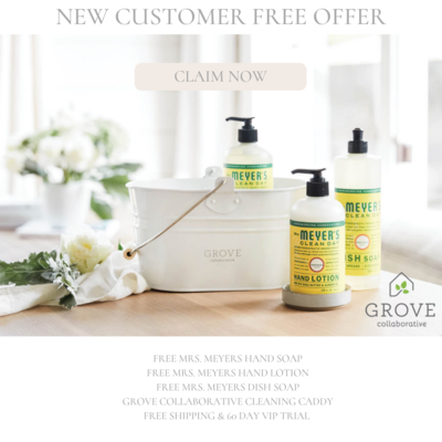 NEW CUSTOMER FREE OFFER