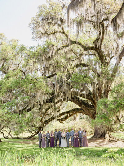 wedding-party-at-magnolia-plantation-photo-by-philip-casey
