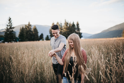 Dan & Jillesa June 2019 Salmon Arm Engagement Photographer Wilder Heart Co-3849