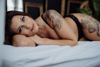 boudoir pictures for husband