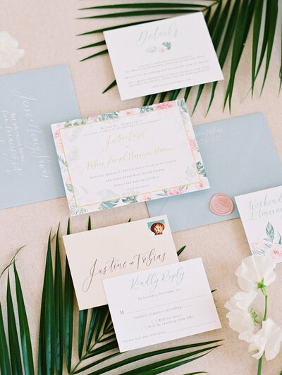 pirouettepaper.com | Wedding Stationery, Signage and Invitations | Pirouette Paper Company | Wedding Invitations | Jordan Galindo Photography _ (21)