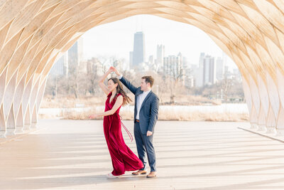 chicago engagement session, chicago engagement session ideas, chicago engagement session locations, chicago engagement photographer
