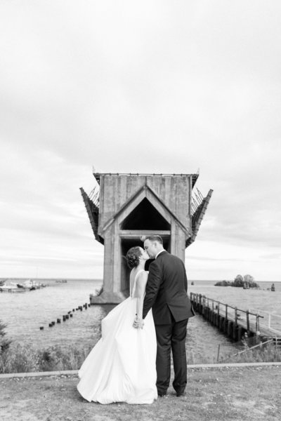 Marquette Michigan Wedding Photographer - Marie Kelsey Photography