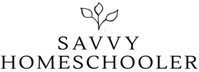 Savvy Homeschool New Logo
