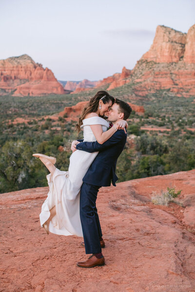 Your Jubilee Arizona wedding planner Sedona