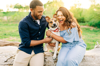 Engagement Session in San Marcos Texas by Indy Pop Photo