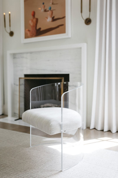 Affordable Lucite Furniture Modern
