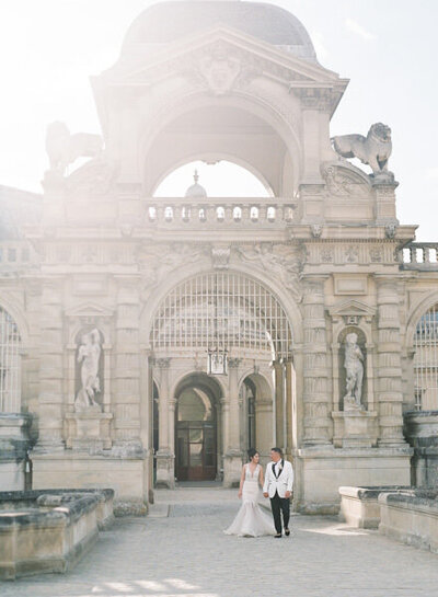 Chateau de Chantilly Alexandra Vonk-7