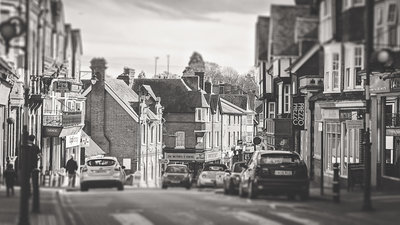Tring high st BW