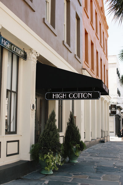 high cotton charleson
