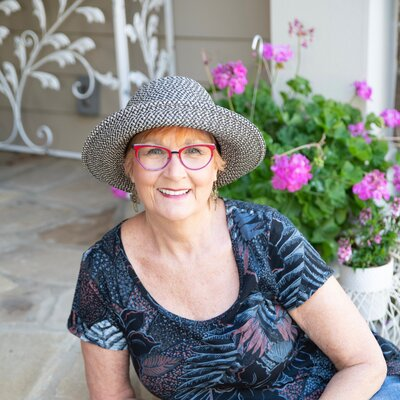 Positively Jane is a women's lifestyle blogger and an over 60 blogger for women. Women's Blog. Robin Bish 226