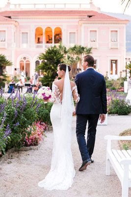 luxury wedding france