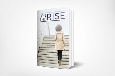 On The RISE Cover Only Heather Crider Author