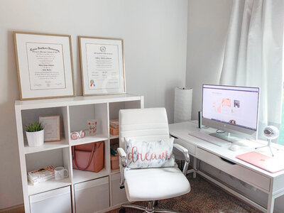 Debra-Johnson Home Office (2)