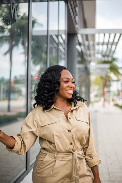 Adeyinka Obisanya is a branding and web designer at Ile Alafia Design Co. in Miami, FL