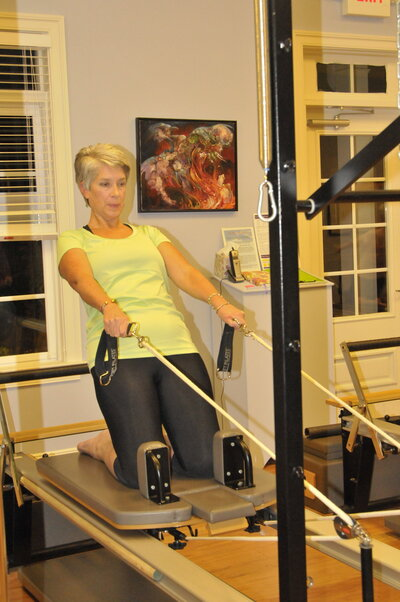 Pilates and Rehab Exercise in Williamsburg, Toano and Lanexa