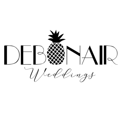 Debonair Weddings Logo