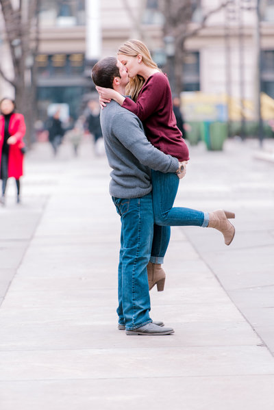 engagement pictures in new york city, hudson valley, connecticut