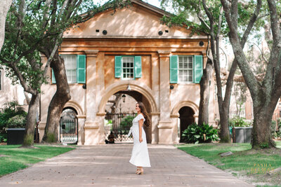 College of Charleston Senior Portraits by Pasha Belman Photography-7