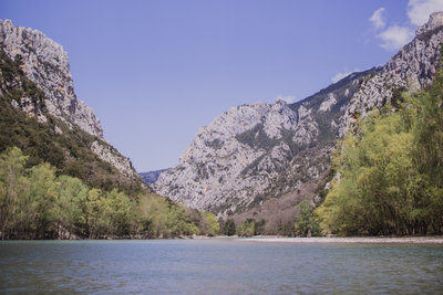 elopement photographer Verdon Canyon in Provence, France