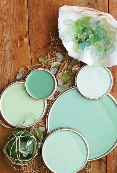 teal design scheme paints and colors decor interior designer seaglass