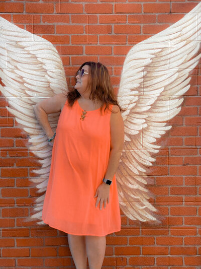 Travel Blogger , Angel Wings California