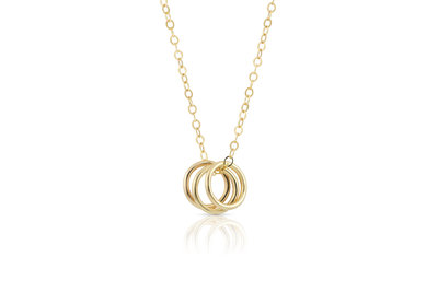 Three-Open-Circle-Necklace