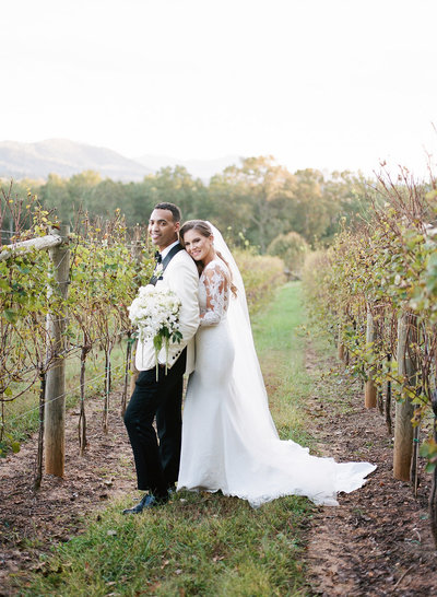 Laurel Elise Events Veritas Winery Wedding
