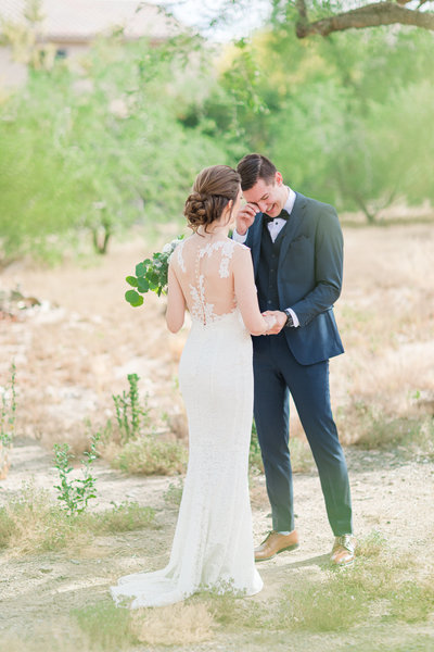 Elopement photography by Audria Abney