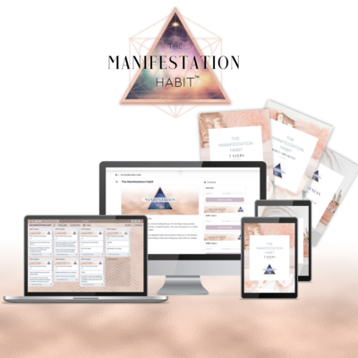 Manifestation Habit Mockup