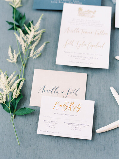 pirouettepaper.com | Wedding Stationery, Signage and Invitations | Pirouette Paper Company | Invitations | Jordan Galindo Photography _ (63)