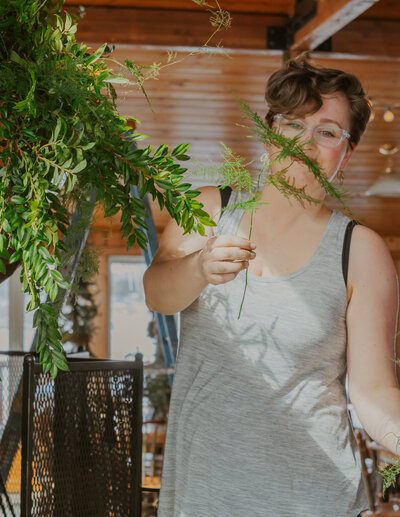 Wyoming wedding florist