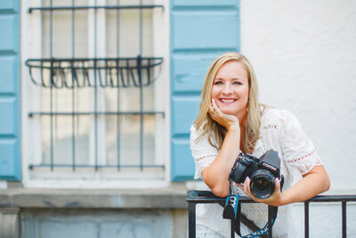 picture of Charlotte wedding photographer