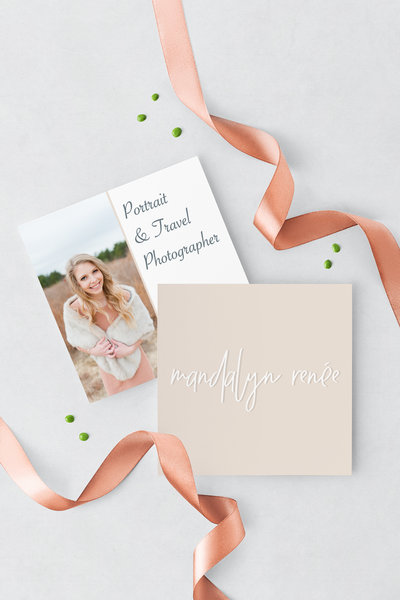Mandy business cards