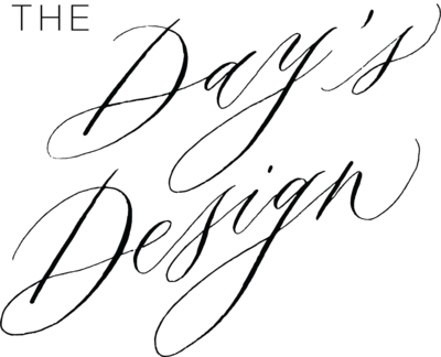 The Day's Design Logo