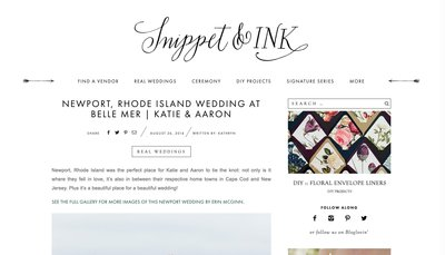 Jubilee Events -- as seen on Snippit & Ink