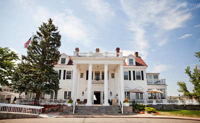 The Manor House Historic Colorado Wedding Venue