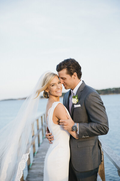 The Bachelor's Whitney Bischoff Wedding on Cape Cod